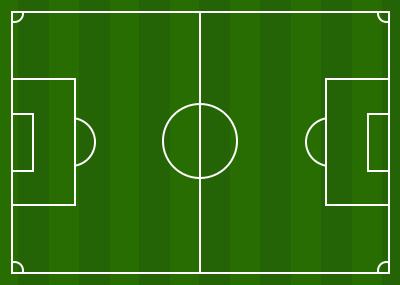 Поле для большого футбола