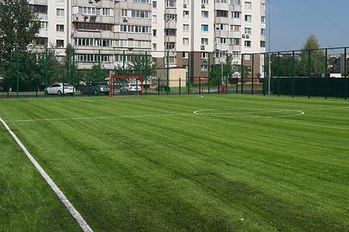 Искусственная трава JUTAgrass для футбольного поля