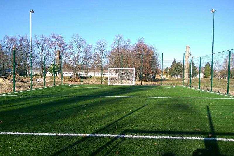 Ворота разборные и цельносварные для футбола и гандбола