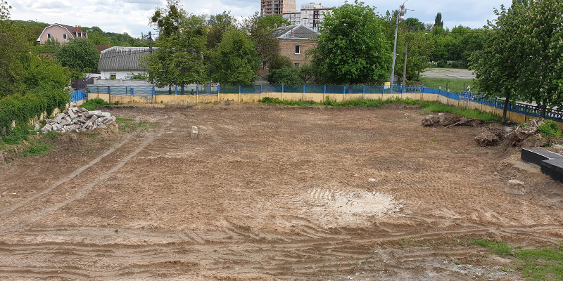ProSport Планировка площадки