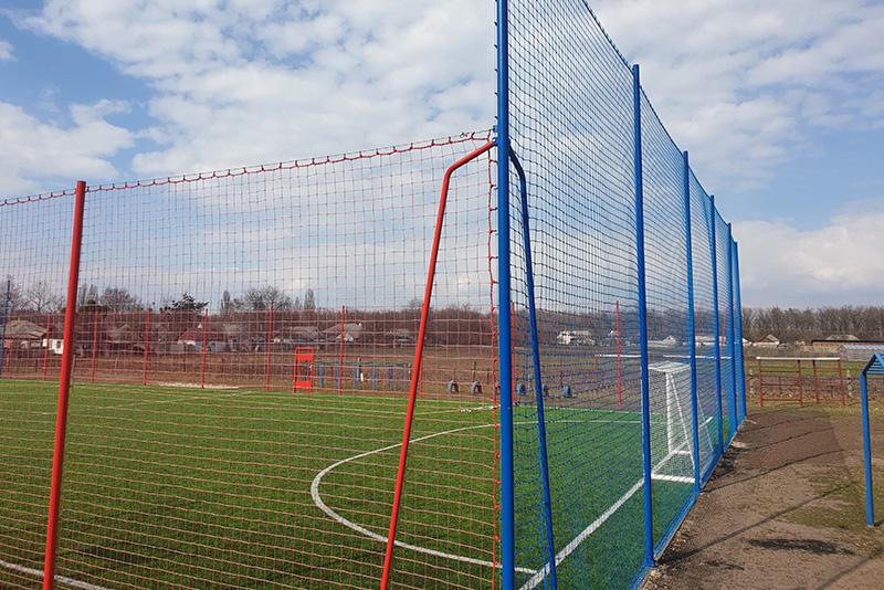 Заказать строительство футбольной площадки у компании Pro-Sport